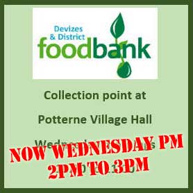 Please support the Foodbank!